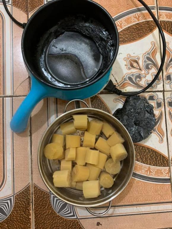 hội ghét bếp, món ăn thất bại, món ăn dở