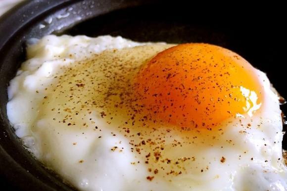 trứng, dứa, ăn trứng, cấm kị khi ăn trứng