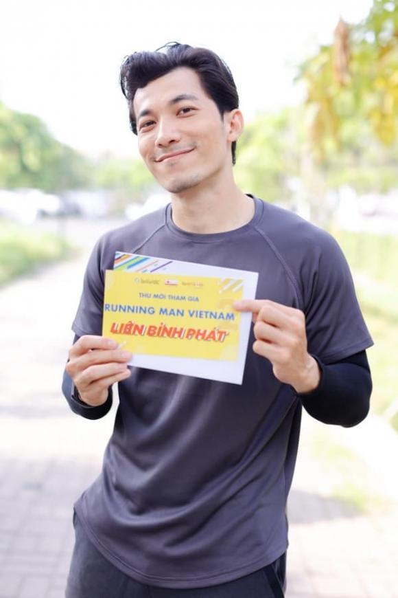 diễn viên Liên Bỉnh Phát, diễn viên Lan Ngọc, Running man Vietnam, sao Việt