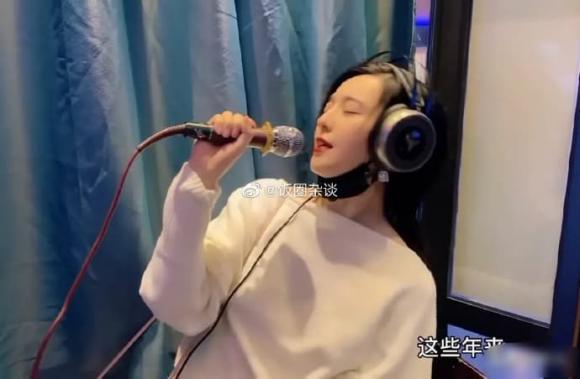 phạm băng băng, hát karaoke, sao hoa ngữ
