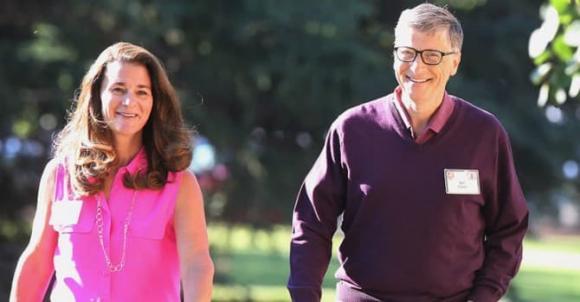 Bill Gates, tỉ phú Bill Gates, Bill Gates ly hôn