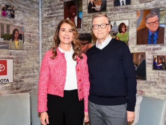 Bill Gates, ly hôn, Bill Gates ly hôn