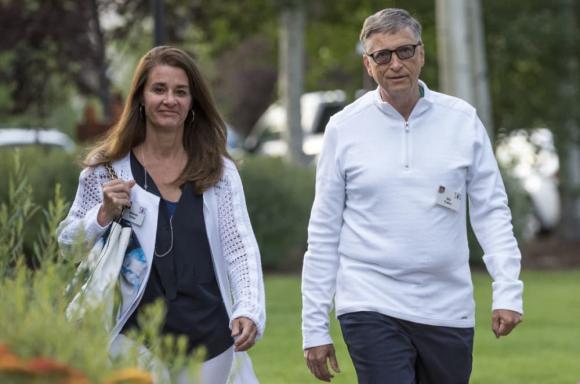 Bill Gates,  Bill Gates ly hôn, con gái  Bill Gates, Melinda