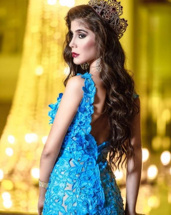 Hoa hậu Hoàn vũ Paraguay, Covid-19, Miss Universe