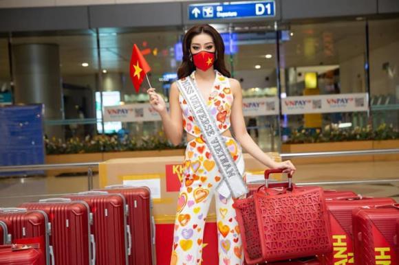 Khánh Vân, Miss Universe 2020