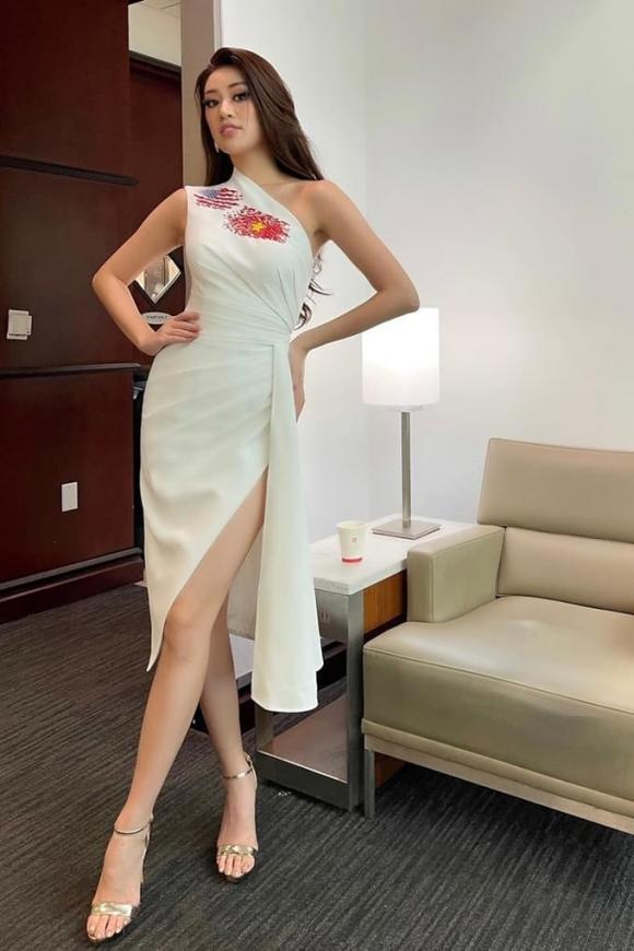 khánh vân, Miss Universe
