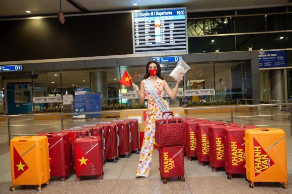 Khánh Vân, Hoa hậu Hoàn vũ Thế giới,  miss universe