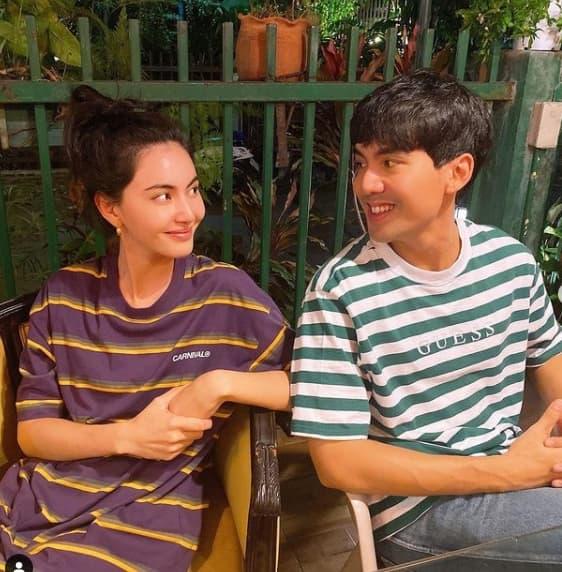 Ma nữ đẹp nhất Thái Lan, Mai Davika, Mai Davika và bạn trai, sao thái