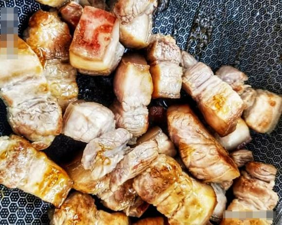 thịt kho, kho tàu, dạy nấu ăn, mẹo nấu ăn