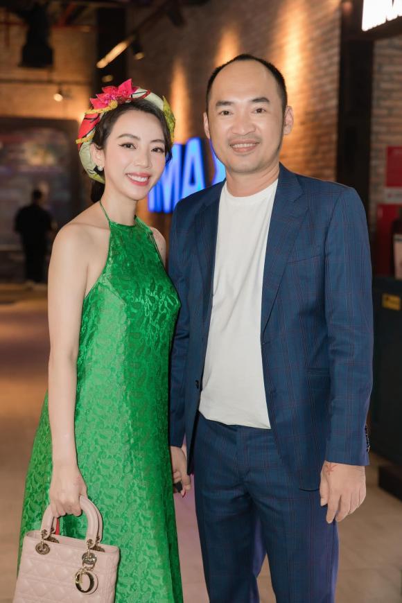 Tiến Luật, Thu Trang, sao Việt