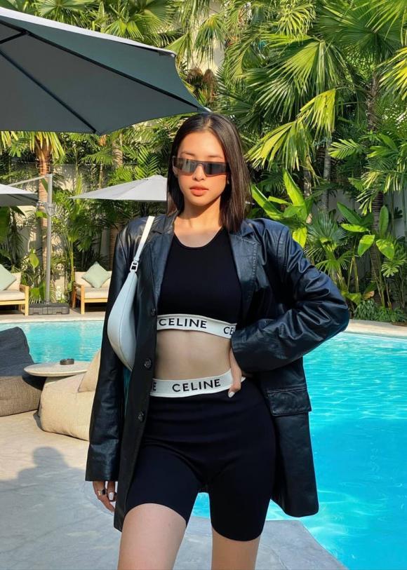 Hoa hậu Tiểu Vy, Vóc dáng, Sao Việt, Trần Tiểu Vy