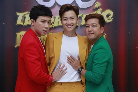 Minh Nhí, NSƯT Hoài Linh, Trấn Thành, Trường Giang