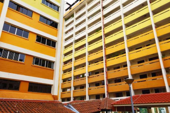 chung cư, phong thủy chung cư, chung cư tầng thấp, chung cư tầng cao, căn hộ chung cư