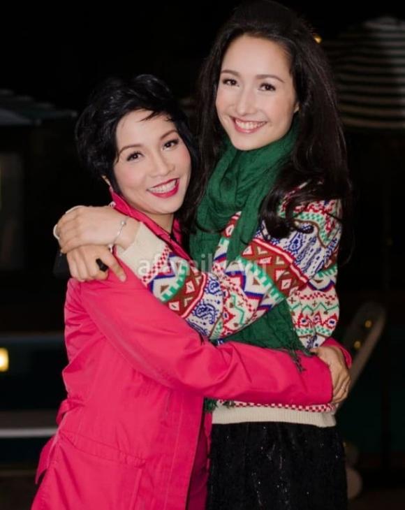 Anna Trương, con gái nhạc sĩ Anh Quân, Diva Mỹ Linh