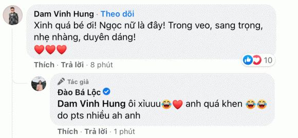 Đàm Vĩnh Hưng, Đào Bá Lộc, Sao Việt