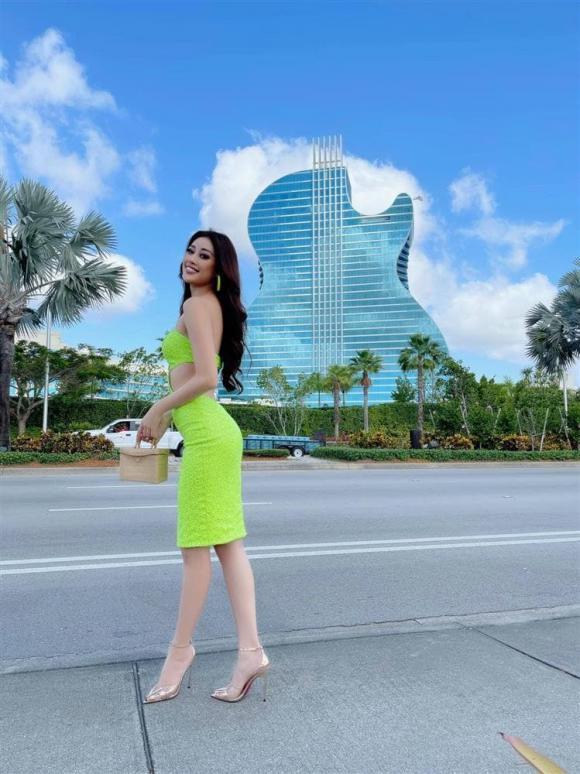 Khánh Vân, Hoa hậu Khánh Vân, Miss Universe - Hoa hậu Hoàn vũ 2020
