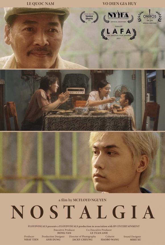 Con trai NSND Hồng Vân, Khôi Nguyên thắng giải đạo diễn tại Mỹ, con trai NSND Hồng Vân thắng giải đạo diễn, Đạo diễn phim ngắn đầu tay xuất sắc nhất, sao Việt, phim Việt