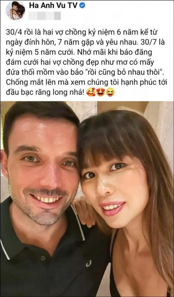 Hà Anh, Siêu mẫu Hà Anh, Đáp trả cực gắt