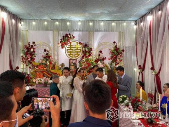 Hồ Bích Trâm, Long Nhật, Hà Trí Quang, Đám cưới