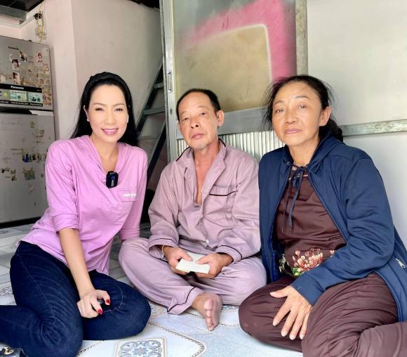 Trịnh Kim Chi, Nghệ sĩ Mạc Can, Sao Việt