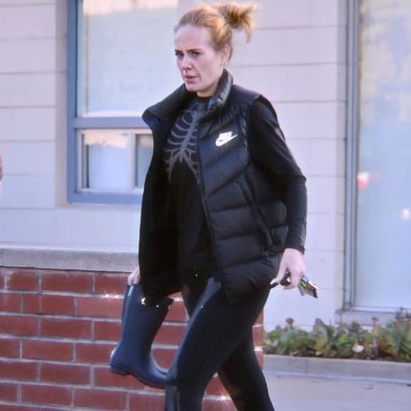 Adele, nhan sắc Adele sau khi giảm cân, ca sĩ Adele