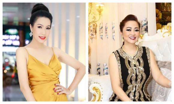 vợ ông Dũng lò vôi, danh hài Hoài Linh, NSƯT Trịnh Kim Chi, sao Việt