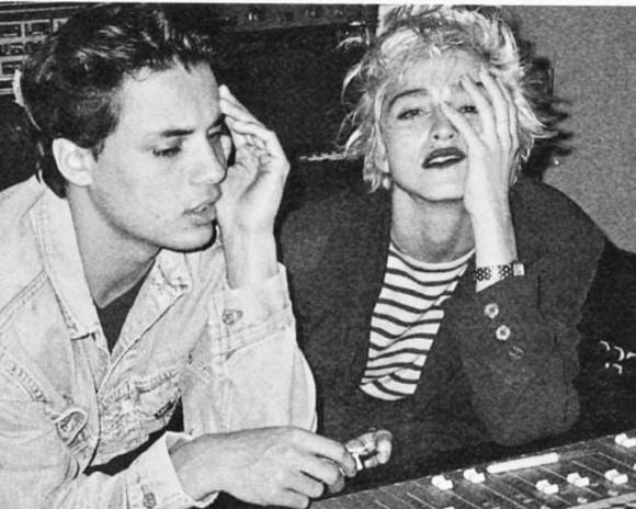 Madonna, nam ca sĩ Nick Kamen qua đời, sao hollywood