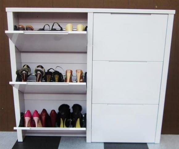 ,phong thủy tủ giầy, tủ giầy, phong thủy, tủ đựng giày dép, giày dép, tài vận