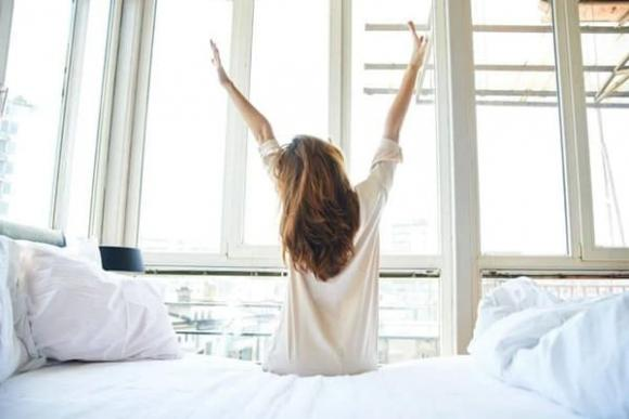 thói quen xấu, thói quen xấu khi thức dậy, lối sống lành mạnh