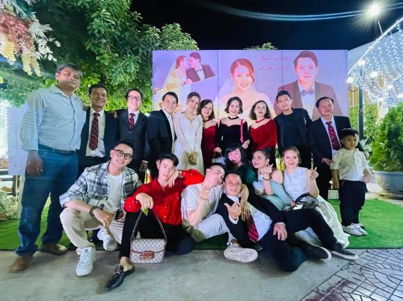 Hồ Bích Trâm, Quản Trọng, Nữ diễn viên, Đám cưới