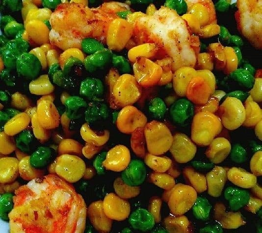 món ngon mỗi ngày, ẩm thực gia đình, bắp xào