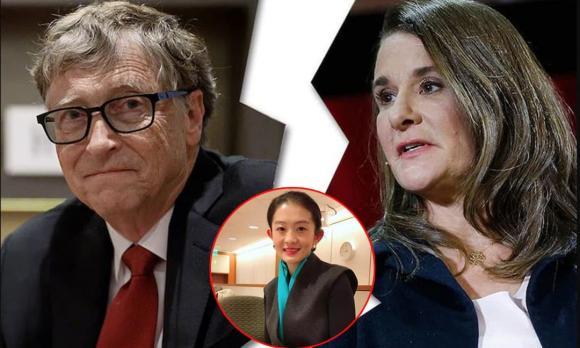 Bill Gates, Bill Gates ly hôn