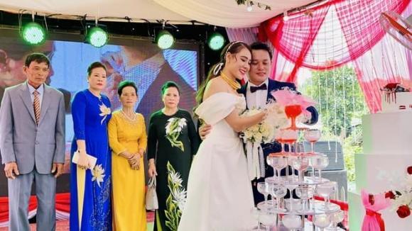 Hồ Bích Trâm, Nữ diễn viên, Đám cưới