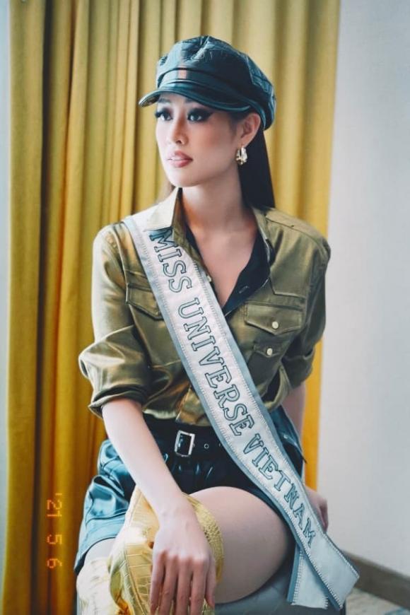 hoa hậu Khánh Vân, Miss Universe, Hoa hậu Hoàn vũ Thế giới 2020, sao Việt