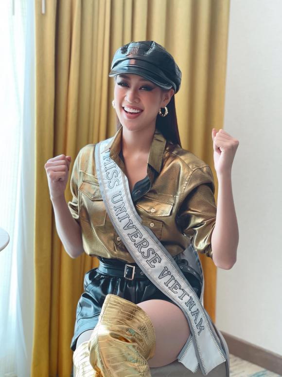 Khánh Vân, Khánh Vân thi Miss Universe, Hoa hậu Việt