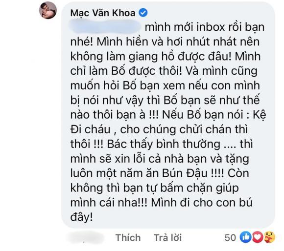 Mạc Văn Khoa, Thảo Vy, Sao Việt