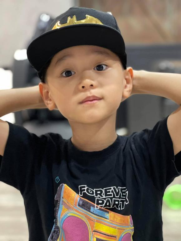 Trà My Idol, con trai Trà My Idol, sao Việt