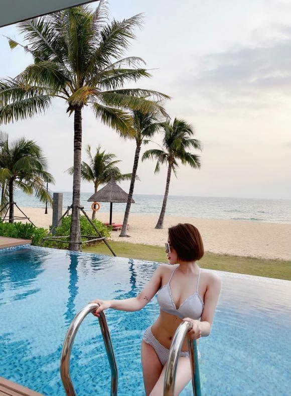 Trâm Anh, Trâm Anh bikini, sao Việt