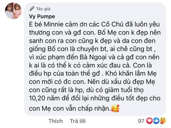 Mạc Văn Khoa, Thảo Vy, Sao Việt, Con gái