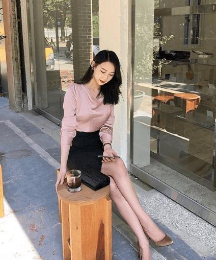 Người mẫu 26 tuổi Hàn Quốc, Người mẫu, người mẫu vóc dáng đẹp