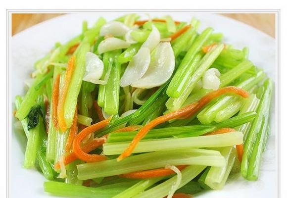món ngon mỗi ngày, cà rốt xào cần tây, ẩm thực gia đình