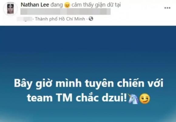 Ca sĩ Nathan Lee, ca sĩ Nathan Lee, sao Việt, bóc phốt, thu minh