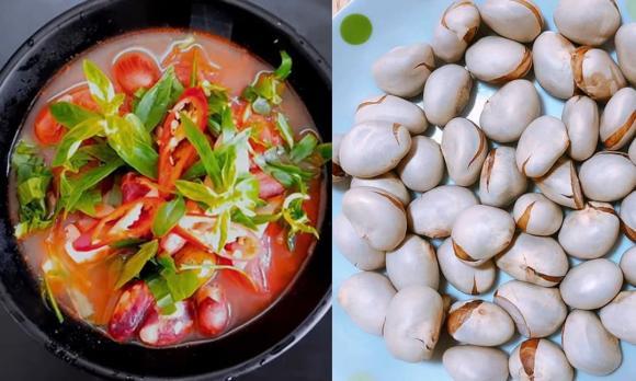 muối cà, cách muối cà, món ngon