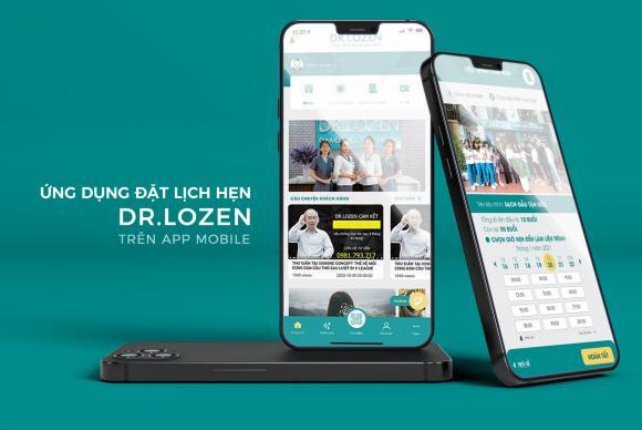 DR.LOZEN, Chăm sóc tóc và da đầu
