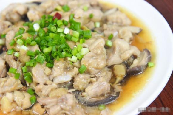 món gà, nấm hương, dạy nấu ăn, mẹo nấu ăn, thịt gà