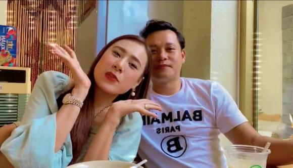 Hồ Bích Trâm, Nữ diễn viên, Chồng hơn 7 tuổi, Sao Việt