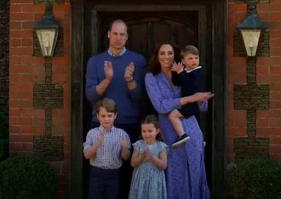 thái tử charles, harry meghan, archie