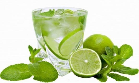 nước chanh, nước detox, chanh, nước đường chanh, sức khỏe,