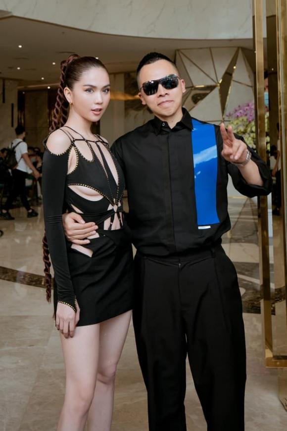 Ngọc Trinh, Vũ Khắc Tiệp, casting, fan, sao Việt