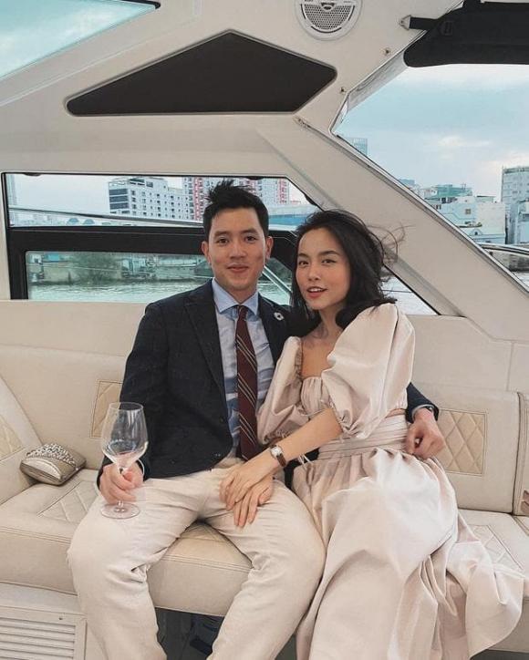 Hà Trúc, hot girl Hà Trúc, cơ trưởng Quang Đạt